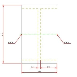 COUPLING PVC 2in (100), item number: C82145