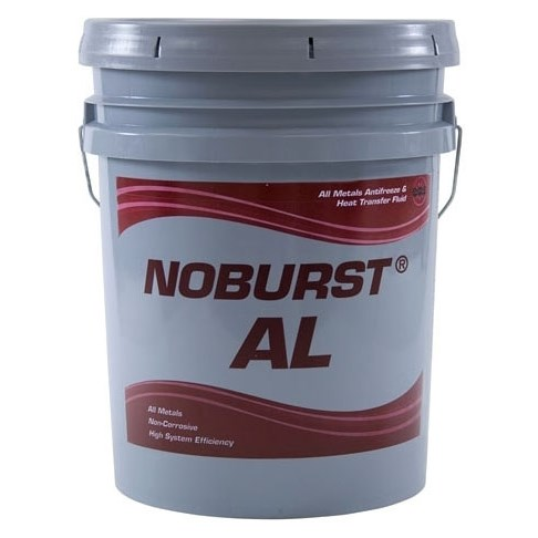 ANTIFREEZE 5 gal ALUMINUM SAFE NOBURST AL NOBLE (24)