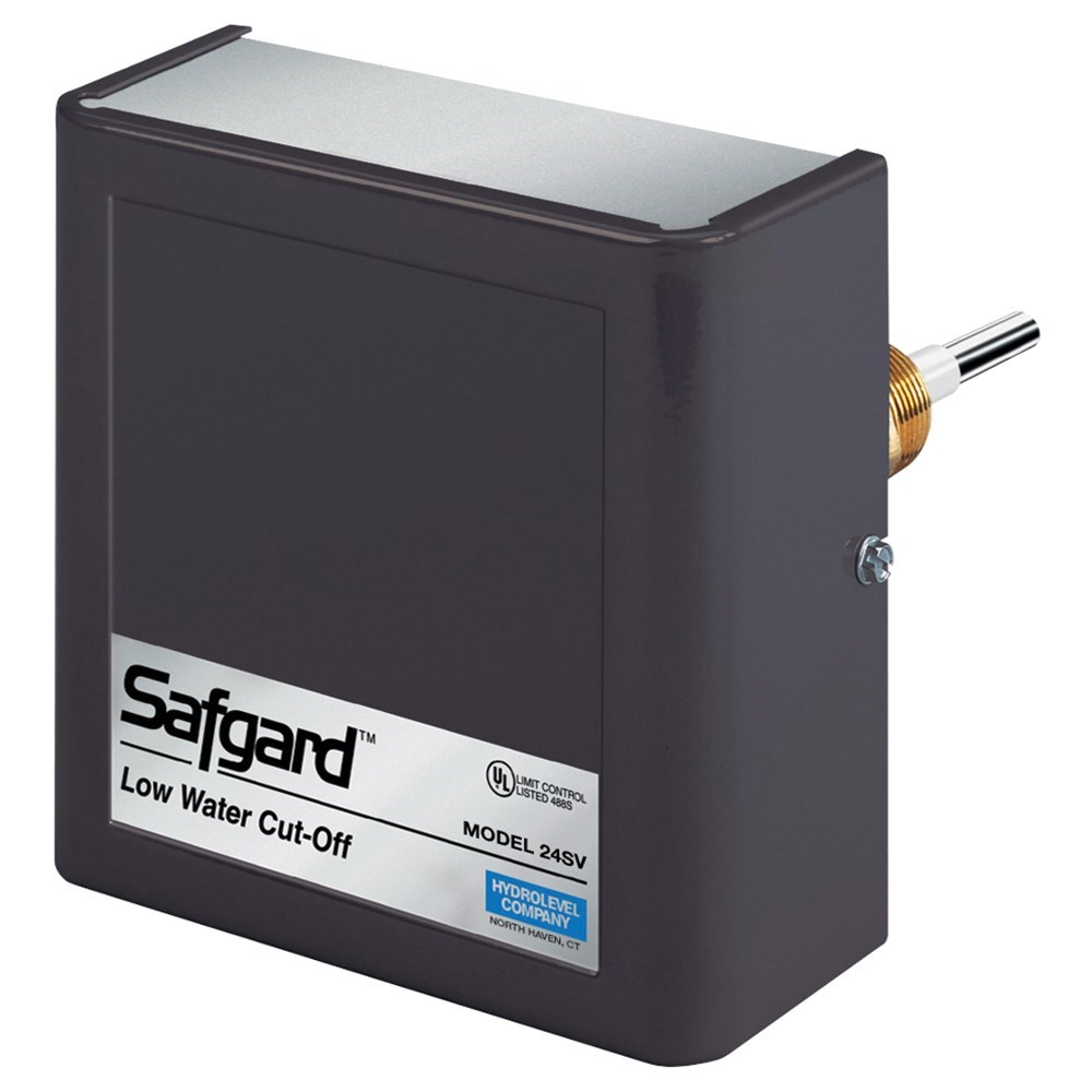 LOW WATER CUT OFF AUTOMATIC 24v HYDROLEVEL (8), item number: OEM-24SV