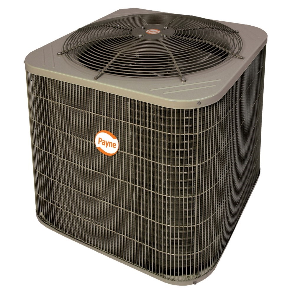 CONDENSER 16 SEER 2 TON WITH R410 PAYNE, item number: PA16NA02400G