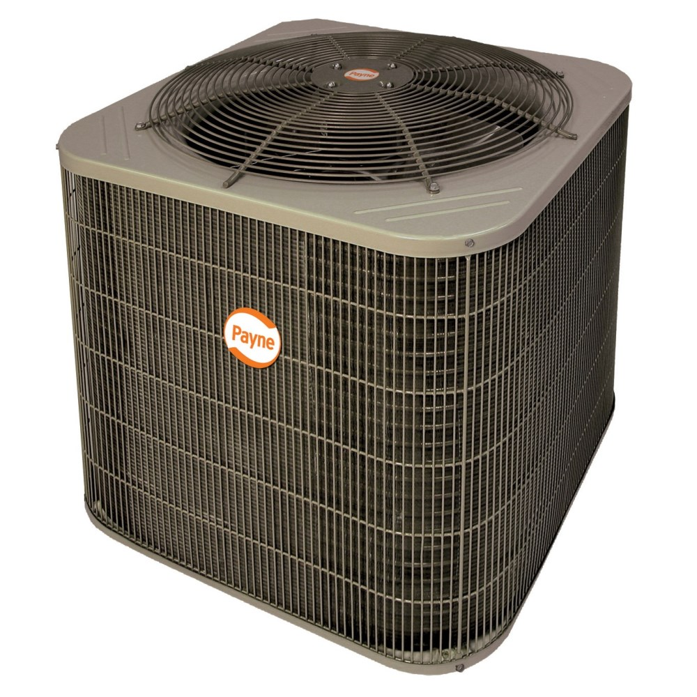 CONDENSER 17 SEER 2 STAGE 2 TON WITH R410 PAYNE