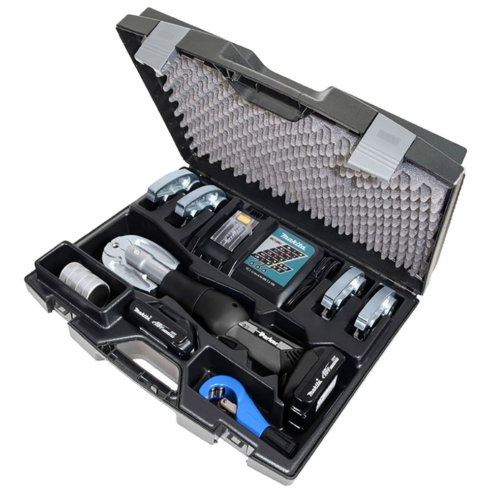 TOOL KIT 5 JAWS KJ SERIES JAW RLS (1), item number: 770028