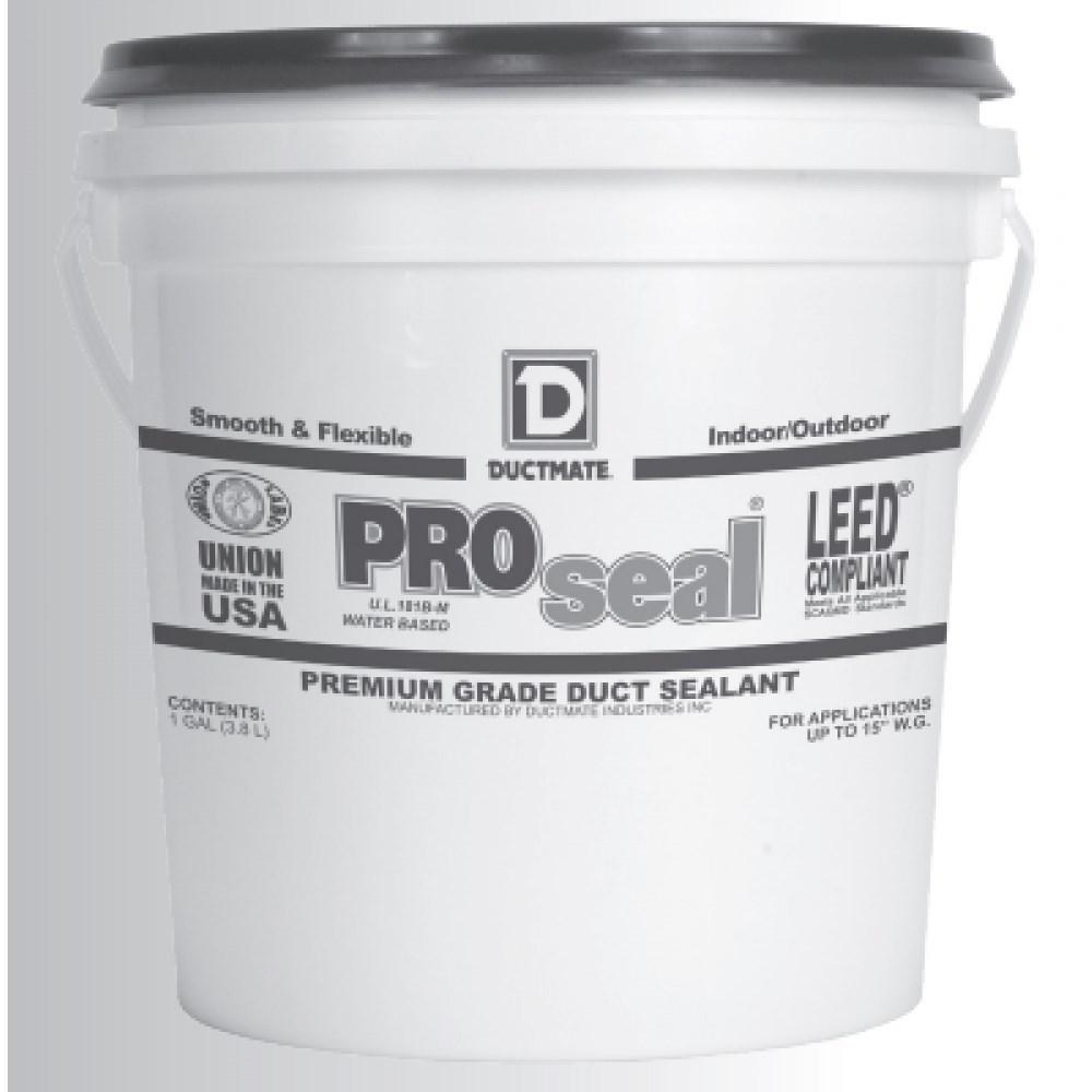 SEALANT DUCT WATER BASED 1 qt TUBE DUCTMATE (12), item number: PROSEAL-QUART