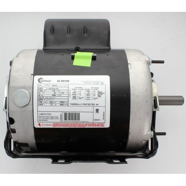 MOTOR 3/4hp REZNOR, item number: RZ-93548