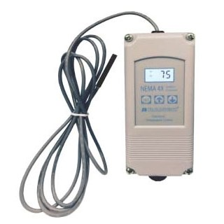 ELECTRONIC TEMP 24VAC TWO STAGE RANCO, item number: RAN-ETC-212000