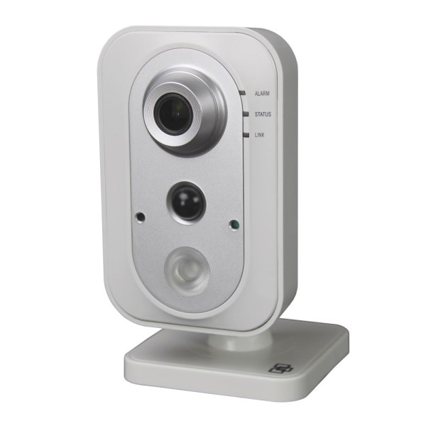 INDOOR CAMERA IP 1.3 MP COR HOME AUTOMATION BRYANT