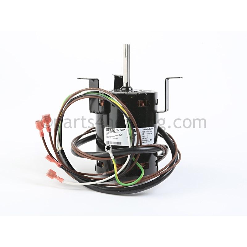 VENTER MOTOR 115v UDAP 300 350 400 REZNOR, item number: RZ-236159