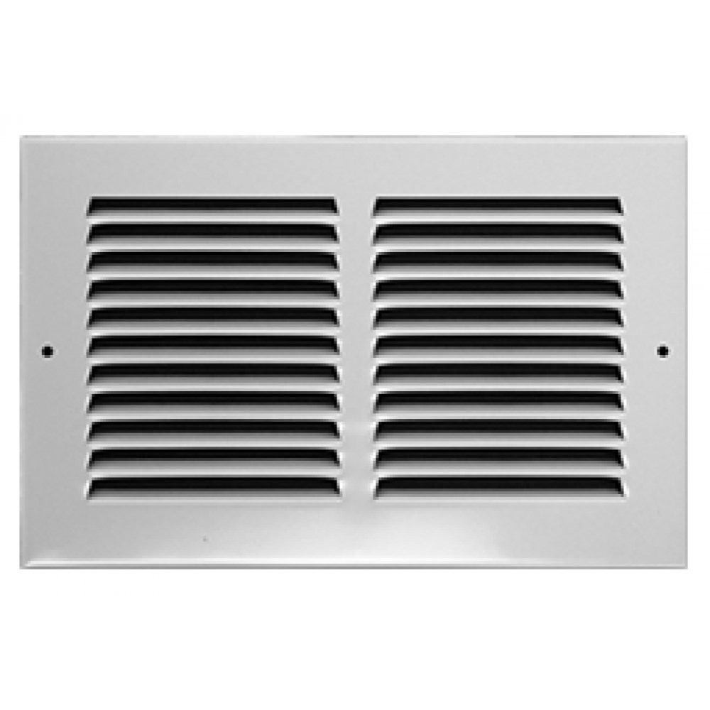 "RETURN GRILLE 14""x6"" WHITE CONTRACTOR SERIES  (20)"