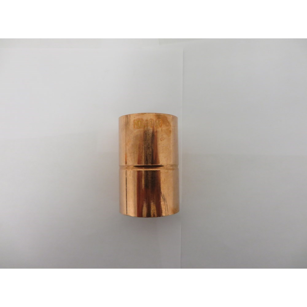 "COUPLING COPPER 1-1/8"" (25)"