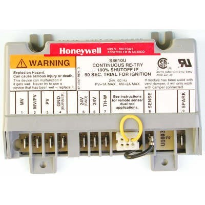 IGNITION MODULE SPARK HONEYWELL (6)
