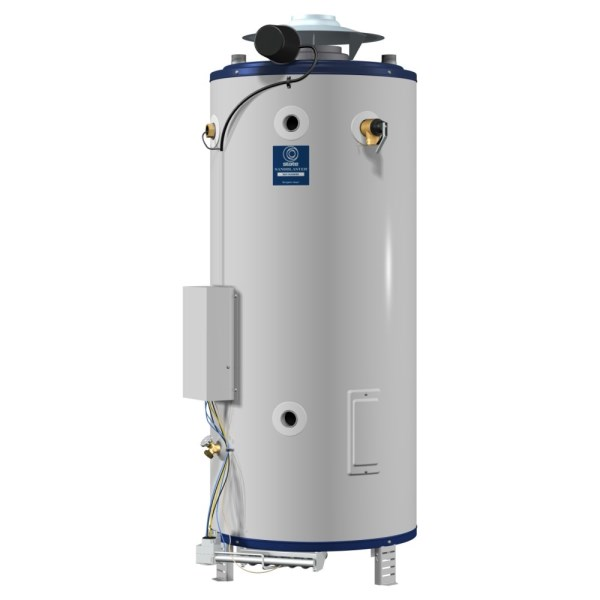 WATER HEATER 100 gal 199 mbh NAT GAS COMMERCIAL TALL STATE