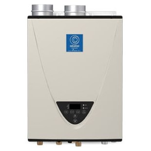 WATER HEATER TANKLESS 93% EFF 199 mbh RECIRCULATING STATE