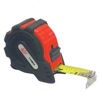 "TAPE MEASURE 1""x25' MAGNETIC TIP MALCO (12)"