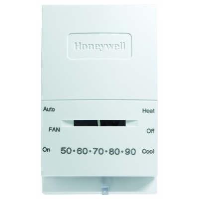 TSTAT SINGLE STAGE 24v 1 HEAT 1 COOL HONEYWELL (12), item number: T834N1002