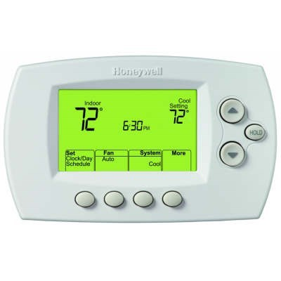 TSTAT PROG WIRELESS FOCUS PRO HONEYWELL (6)