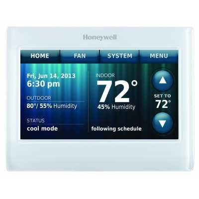 TSTAT COLOR TOUCHSCREEN 7 DAY WI-FI 3 HEAT 2 COOL HONEYWELL