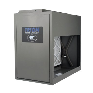 AIR CLEANER MEDIA RIGHT ANGLE DESIGN TRION