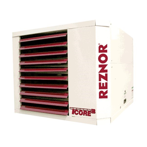 UNIT HEATER 93% SEPARATE COMBUSTION 130 mbh REZNOR