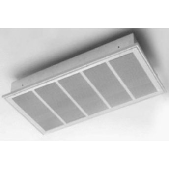 RETURN AIR BOX WITH GRILLE AND FILTER 24inx30in UNICO, item number: UPC-01-4860