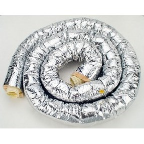 SOUND ATTENUATOR 12ft COUPLINGS ATTACHED TWIST FIT R6 UNICO (6), item number: UPC-26TC-R6