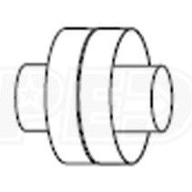COUPLING SUPPLY DUCT UNICO (1 = 1) (10)