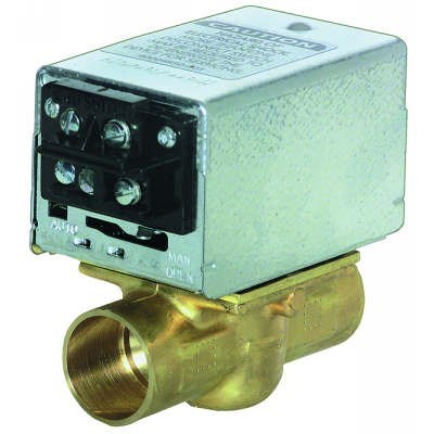 "ZONE VALVE 1"" CxC HONEYWELL (10)"