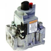 GAS CONTROL CONTINUOUS PILOT DUAL AUTOMATIC VALVE HONEYWELL