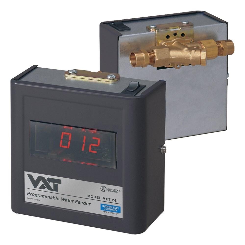 WATER FEEDER PROGRAMMABLE 24v STEAM HYDROLEVEL, item number: VXT-24