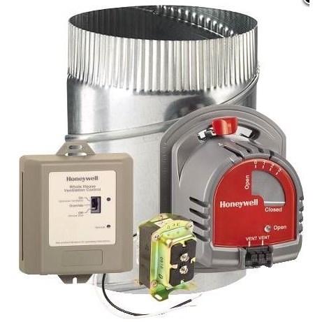 FRESH AIR VENTILATION SYSTEM HONEYWELL, item number: Y8150A1017