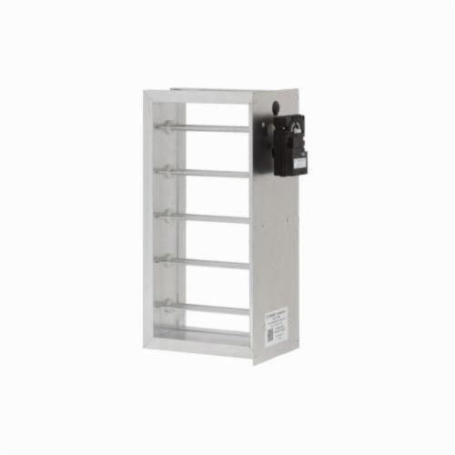 ZONE DAMPER 10inx16in BOTTOM MOUNT ZONEFIRST, item number: ZDB-10X16