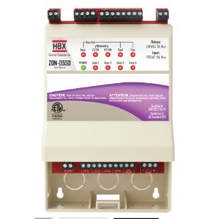 ZONE CONTROL MODULE WI-FI ENABLED HBX, item number: ZON-0550
