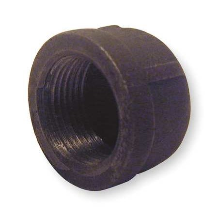 "CAP BLACK PIPE 3/4"" (40)"