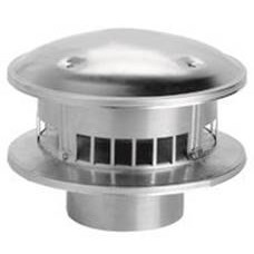 "CAP METAL B VENT 6"" HART & COOLEY (12)"