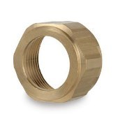 1//4-20 Finished Hex Nuts Pack of 100 Diversitech 6501CX Size