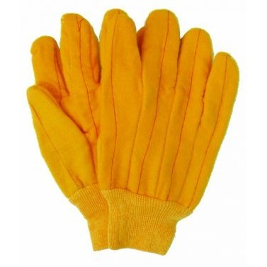 4919ebacf1b4 GLOVES FLANNEL TRIPLE LAYER YELLOW EMC | Behler-Young