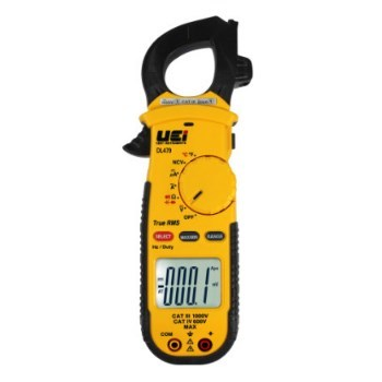 CLAMP METER AC 600A TRMS UEI, item number: DL479