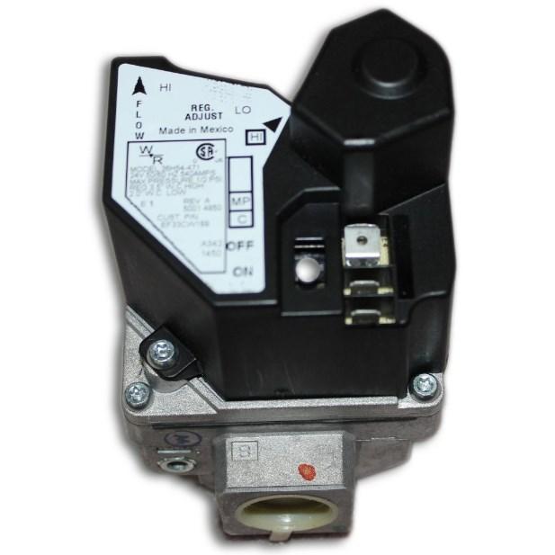 VALVE GAS 580D 580F 581B RCD, item number: EF33CW189