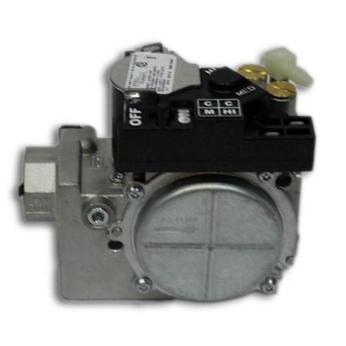36J55-504 2 STAGE GAS VALVE 24V HSI/DSI W/R RCD