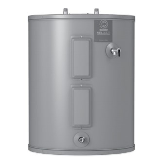 WATER HEATER 50 gal ELECTRIC LOWBOY STATE 240v