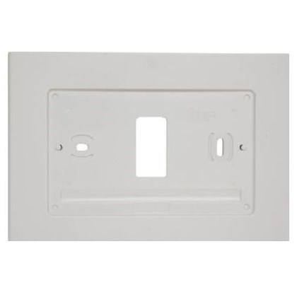 WALLPLATE WHITE FOR SENSI 6-3/4inX4-1/2in WHITE RODGERS (6), item number: F61-2663