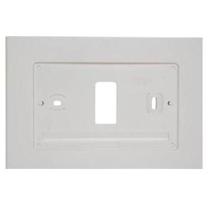 """WALLPLATE WHITE FOR SENSI 6-3/4""""X4-1/2"""" WHITE RODGERS (6)"""
