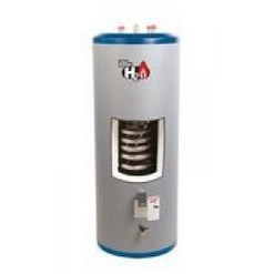 INDIRECT FIRED WATER HEATER 40 gal UTICA, item number: H2OI40UB