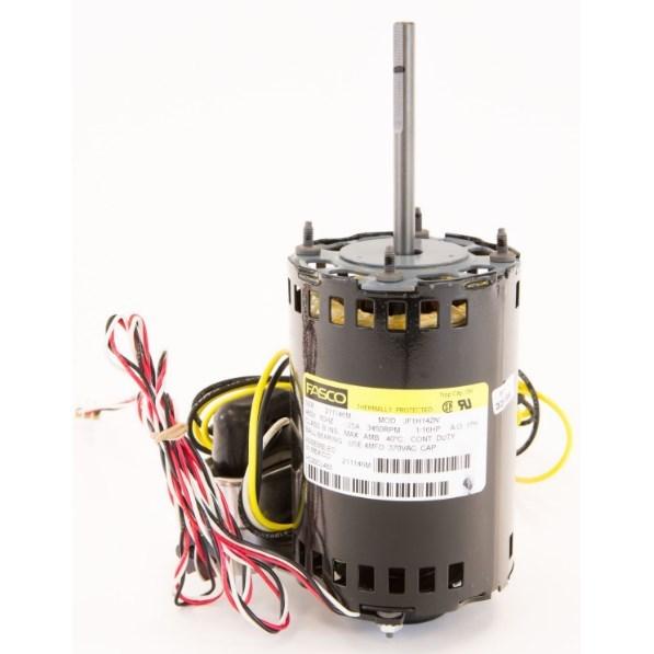 MOTOR INDUCER 1/16hp 460v RCD, item number: HC30CL460