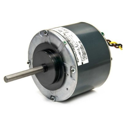 COND MOTOR 1/4HP 230V 1650RPM 48FR 1/2in SHAFT CCW UP RCD, item number: HC39AE230