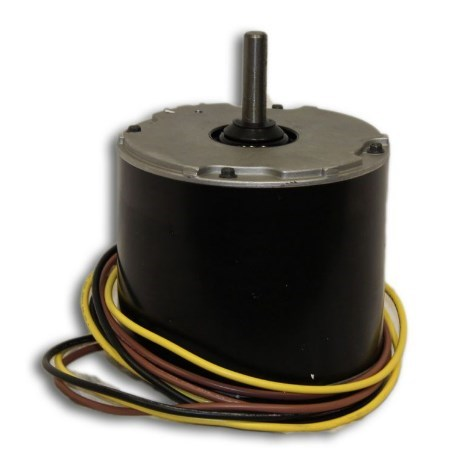 "COND MOTOR 1/4hp 460v 1100/900 rpm 48FR CWLE 1/2"" SHFT RCD"