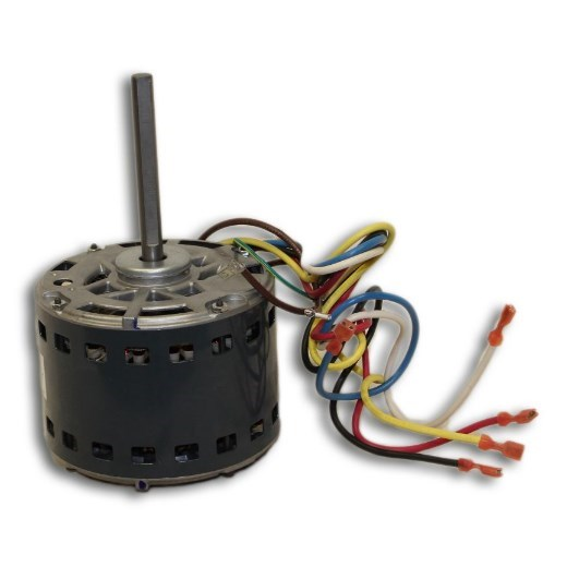 BLOW MOTOR 1/3HP 115V 1075RPM 4 SPD 48FR 1/2in SHAFT RCD, item number: HC41AE117