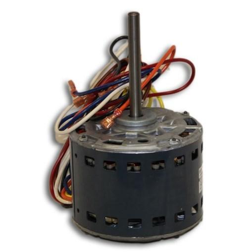 "BLOW MOTOR 1/3hp 115v CCW 1075 rpm 4 SPD 48 FR 1/2"" SHAFT RCD"