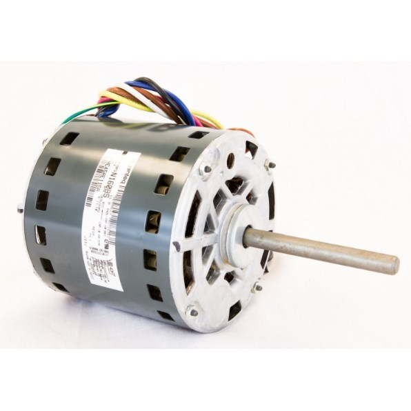 "BLOW MOTOR 3/4HP 115V 1075RPM 48FR 4 SPD 1/2"" SHAFT RCD"