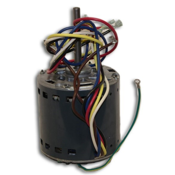 BLOW MOTOR 3/4HP 115V 1075RPM 4 SPD CCW 48 FR 1/2in SHAFT RCD, item number: HC45AE118