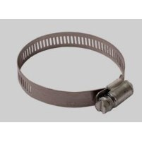 """CLAMP HOSE STAINLESS STEEL 1-1/2""""-2-3/4"""" DEVCO"""